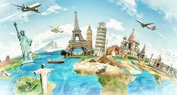ท่องเที่ยวรอบโลก